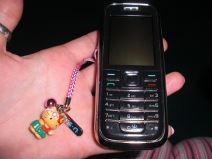 hello kitty am nokia