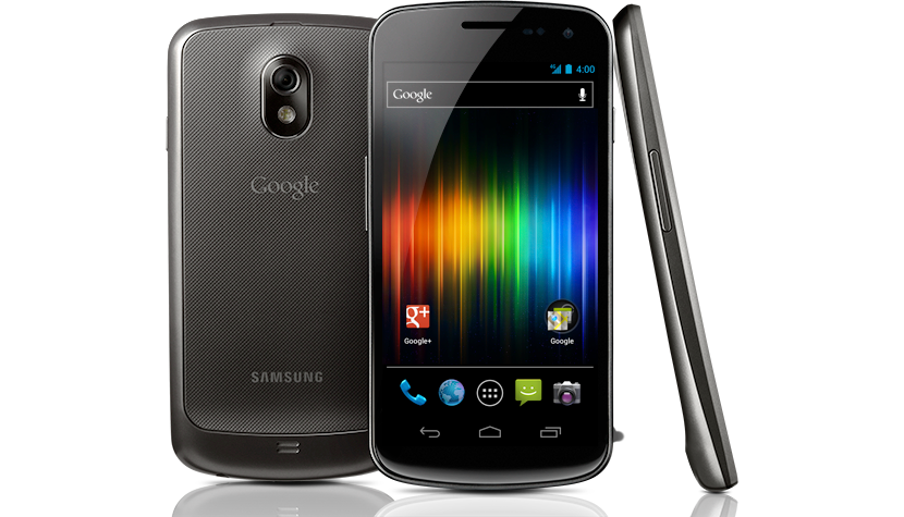 Galaxy Nexus vs. Nexus S