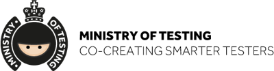 ministry of testing logo