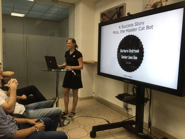 Vienna Bots Meetup (2)